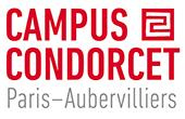 Logo du campus Condorcet Paris-Aubervilliers
